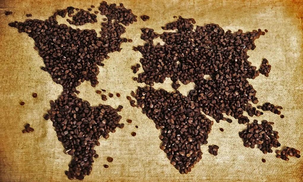 Giá cà phê tăng giảm thất thường