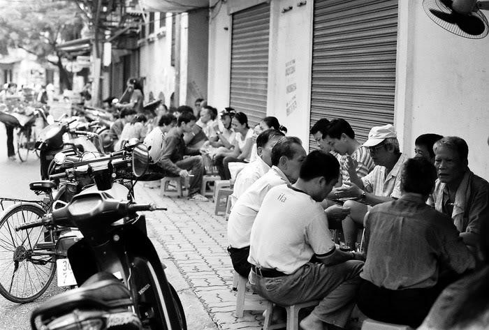 Văn hóa cà phê của người Việt