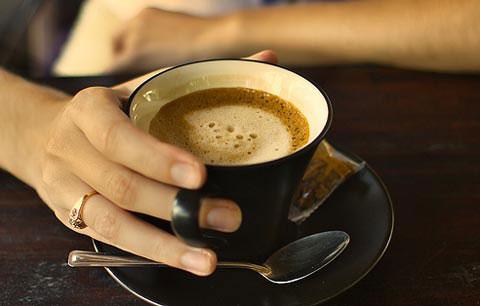 Tâm sự của người uống cà phê