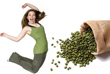 Bí quyết giúp bạn giảm cân bằng cà phê hạt nguyên chất