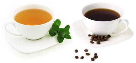Uống café tốt hơn uống trà
