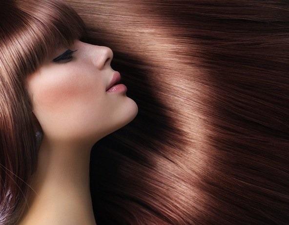 Nhuộm tóc bằng bột cà phê nguyên chất cho tóc đẹp