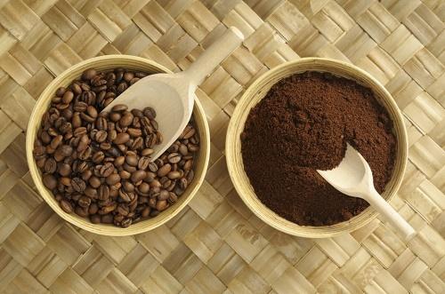 Tắm trắng-đắp mặt nạ với café nguyên chất
