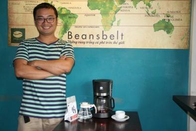 Máy pha cà phê như cà phê phin đã được phát minh