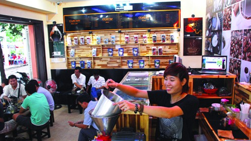 Cửa Hàng Thái Nguyên